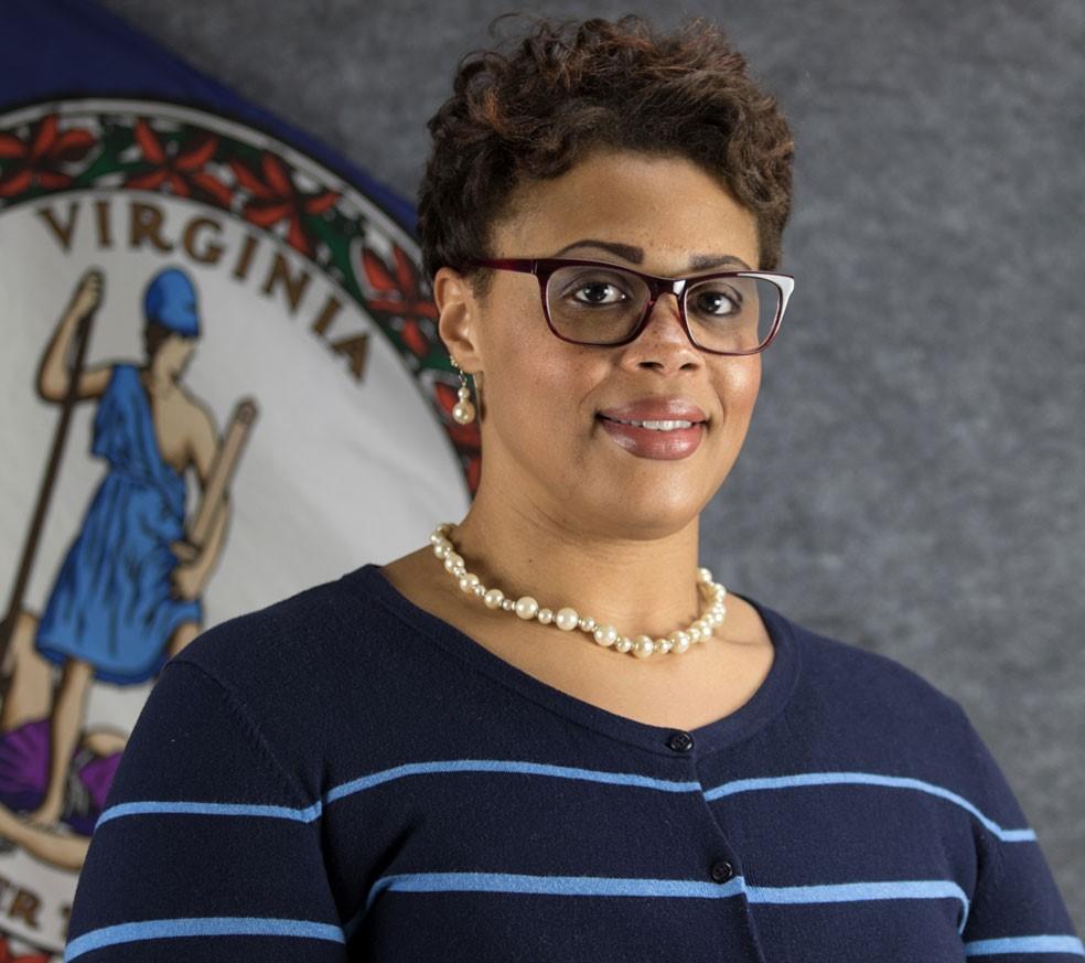 Photo of Ms. Sharita LaChelle Bryant, CPPB, VCM, VCO, VCA
